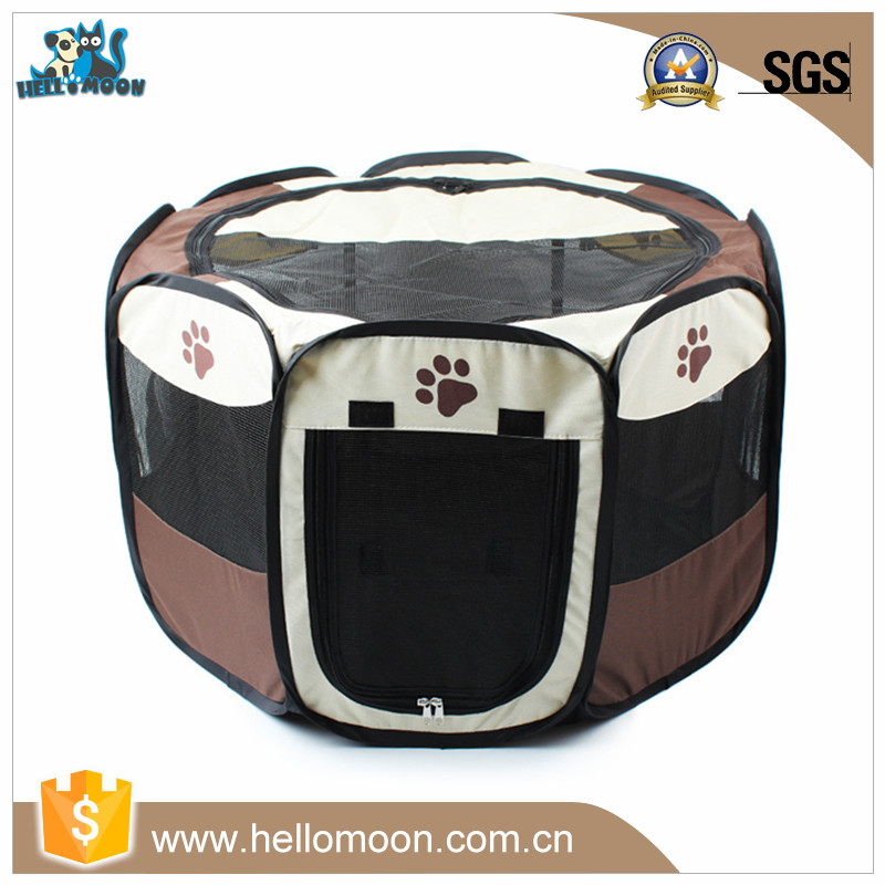 Portable Breathable 600D Oxford Fabric Dog Show Trolley
