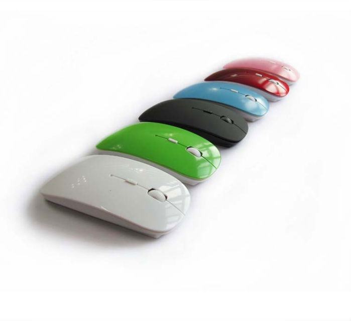 wireless mouse with rechargeable battery for laptop
