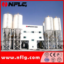 Ready mixed concrete plant china is on hot sale with good quality