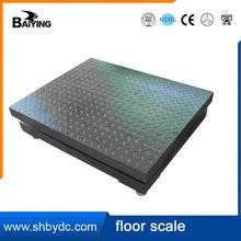 Good quality double pan balance scale industrial floor weighing scales
