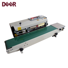 Stainless steel semi-automatic plastic tray sealer