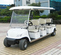 8 seats Electric Club Car Resort golf car - LQY085