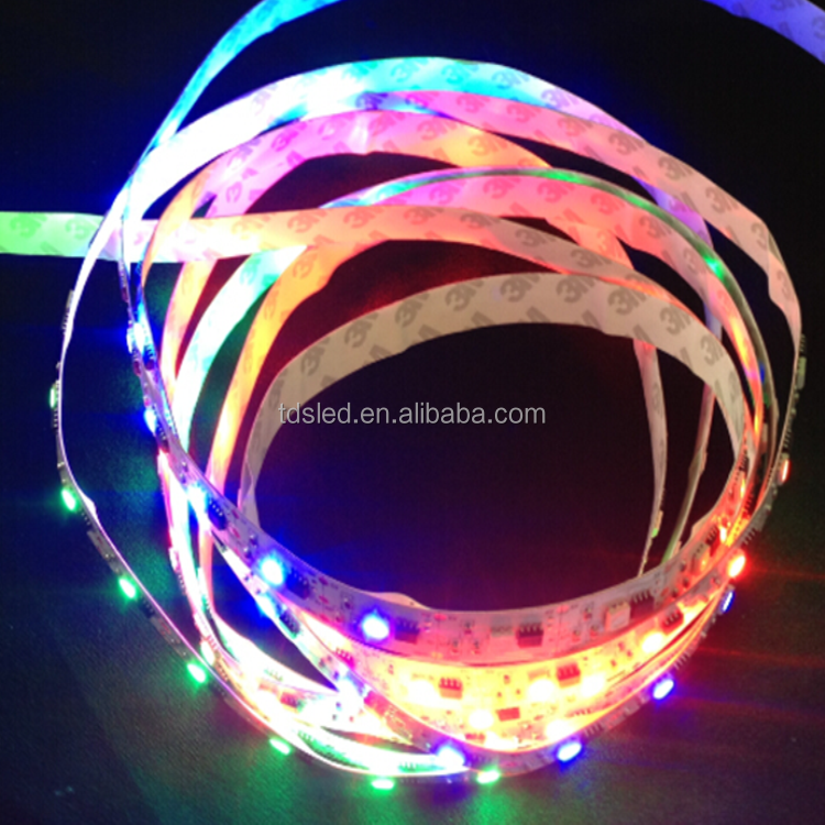 SMD 5050 pure white led strip 60leds IP 65 led strip light