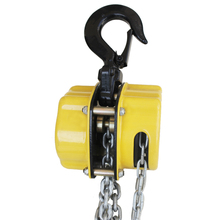 China produces high quality products korea manual lifting chain hoist wholesale