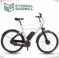 The lastest model 28 inch 2speeds electric bike