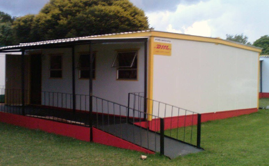 Prefab Houses , Offices, Accommodation