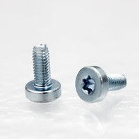 OEM&ODM custom triangle face screws