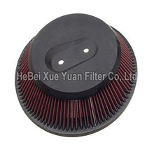 Chinese industrial manufacturer using compressed paper auto parts air filter 16546-86ECO