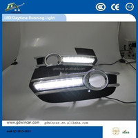 water proof electric motorcy drl for Aud i Q3 military accessories disco light light car 2013-2015 daytime light
