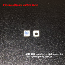 5050 SMD chip 310nm uvb led 311nm for nail lamp