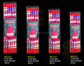 W111-2OZ/4OZ/6OZ/8OZ Red Devil Rocket Fireworks Manufacturer
