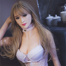 Real full silicone lifelike adult love dolls vagina real pussy NOT inflatable big butts sex doll(158CM)
