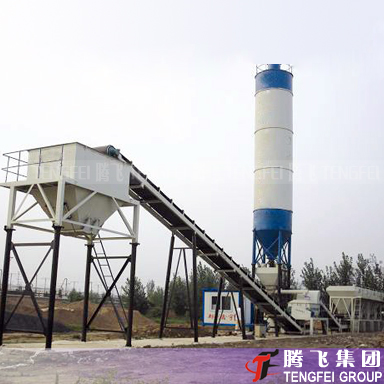 Stabilized soil mixing station WBZ500 soil stabilization products for sale