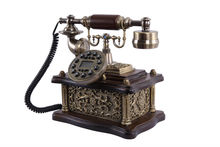Old Style Antique Telephone Cute Corded Telephone