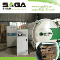 Hydraulic pressure lumber treatment equipment/lumber drying kiln for sale