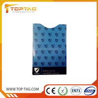 2017 Travel Security RFID Blocking Sleeve