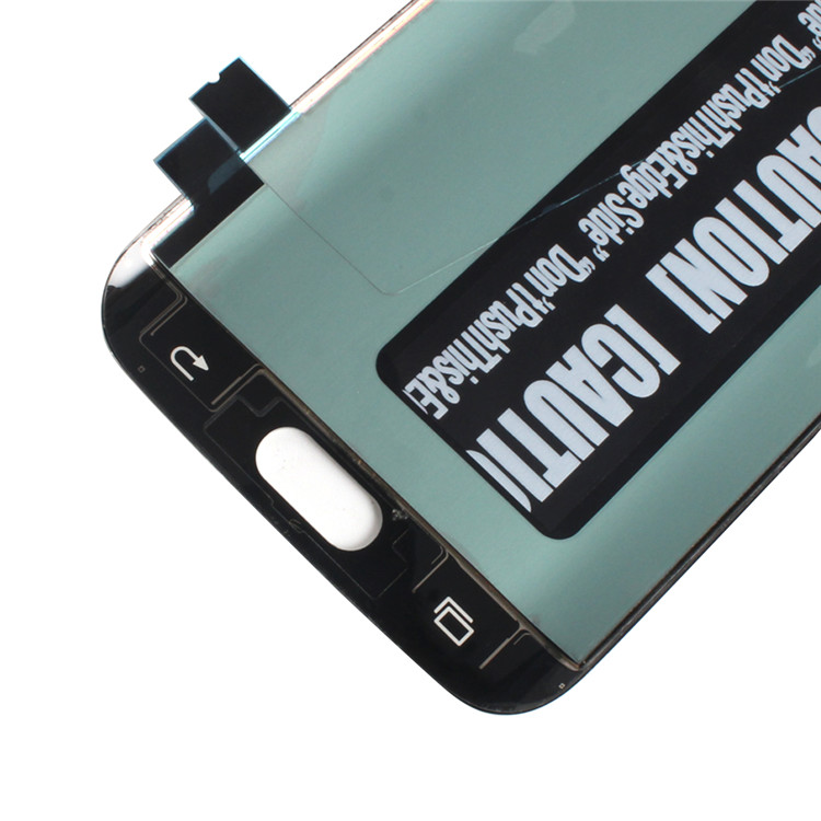 Wholesale Repair Parts Cell Phone Touch Screen For Samsung Galaxy s6 edge Screen Replacement