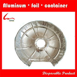 foil gas / aluminum foil food use