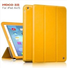 HOCO Moer Series Tri-Fold Smart Leather Stand Case For Ipad Air/iPad 5HD-406