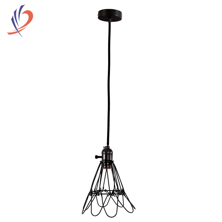 2017 modern classic indoor hanging pendent lights vintage glass pendant lamp