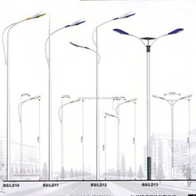 Highway Steel Road Light Pole