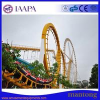 Reliable Economic Water Park Rides Roller Coaster For Sale