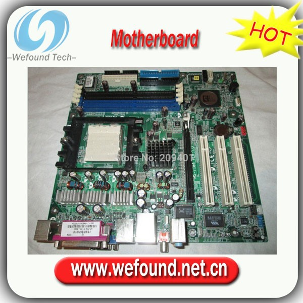 100% tested For HP MS-7184 Desktop Motherboard Mainboard 5188-4307 DDR2 Socket 939 Fully tested all functions Work Good