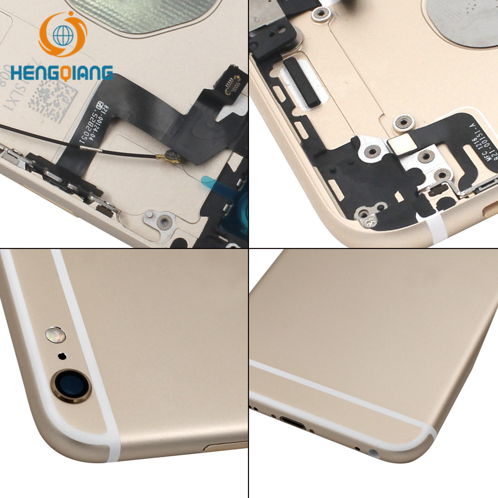 wholesale replacement for iphone 6s plus rear housing