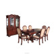 A cheap european-style dining table set luxury for sale