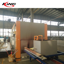 Wood Grain Transfer Finished Machine for Aluminum Profile