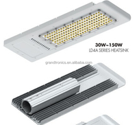ip67 100w 3030 led street light heatsink shell housing only no led fixtures with meanwell driver