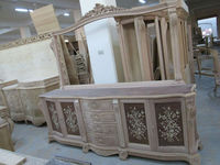 Hand Made Marquetry Dining Room Set