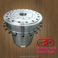 plastic extrusion / extruder for multi-layer 800 mm Die Head with IBC