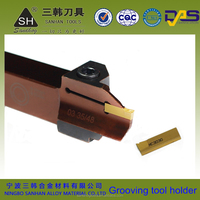 Factory directly provide cnc lathe cutting tools turning tool holder and threading grooving tool holder with carbide inserts