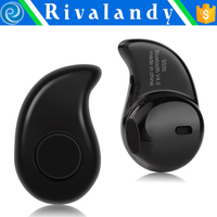 mini V4.1 wireless earphones bluetooth, sport invisible bluetooth earbud for smart phone