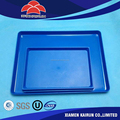 Chinese product round clear plastic tray bulk products from china