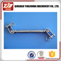 U.S.type Fomed&Machined Stainless Steel Jaw&Toggle turnbuckle