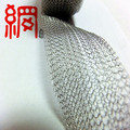 China Supplier knitted Wire Mesh for textile industry