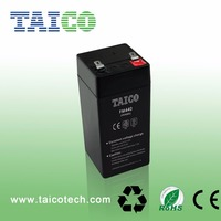China 4V Battery Manufacturer Supplier Speaker