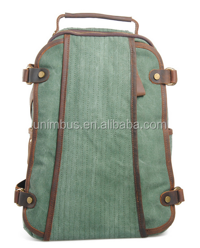Good Design custom Canvas Backpack at Cheap price