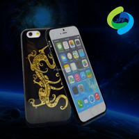 Popular Promotional leather cheap mobile phone case for iphone 6