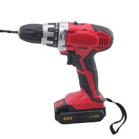20V Cordless Power Electrical Impact Drill