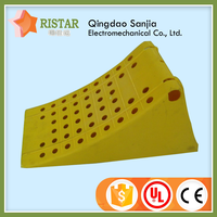 Long life time kinds of plastic wheel chocks plastic car used for sale