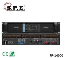 spe audio class D digital amplifier FP14000