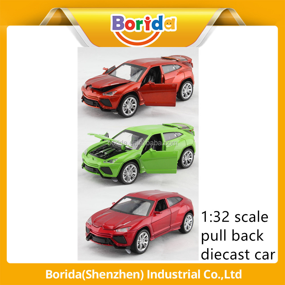 Promotion products diecast car model for promotion