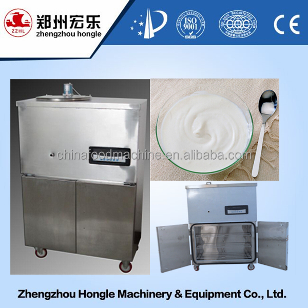 industrial 90kg fermentation yogurt making machine