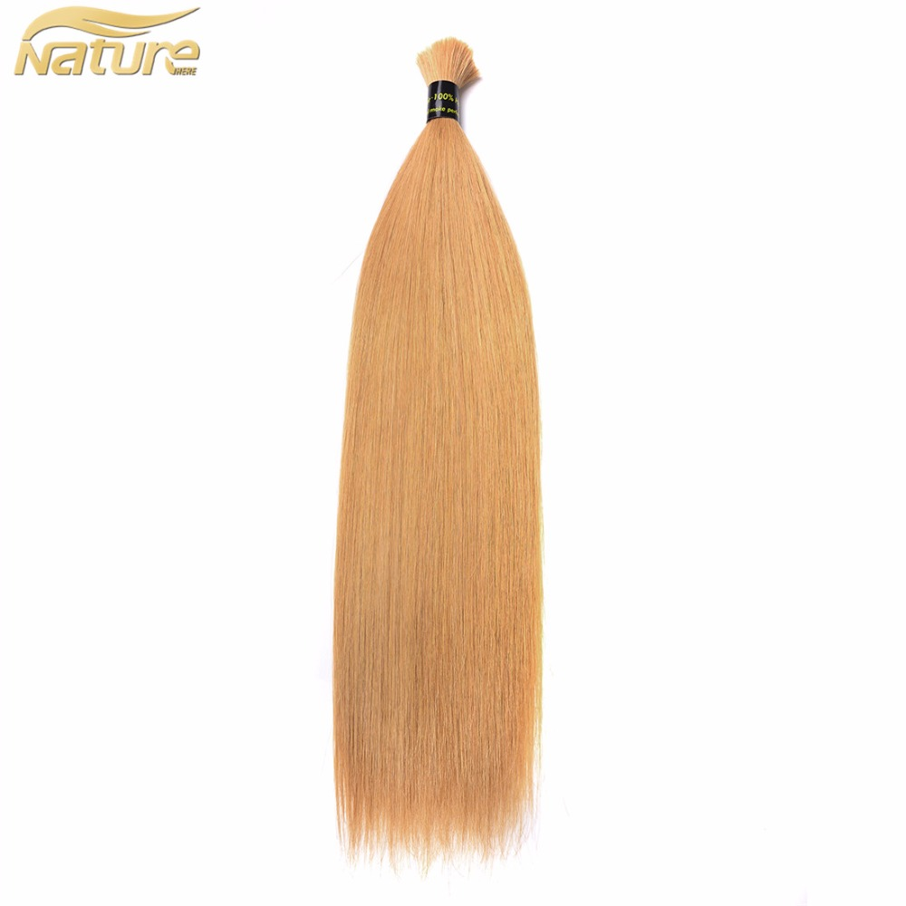 color 613 straight blonde Peruvian virgin hair 10-30inch,raw unporcessed,remy hair bulk