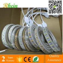 110V 220v dimmable led strip lights