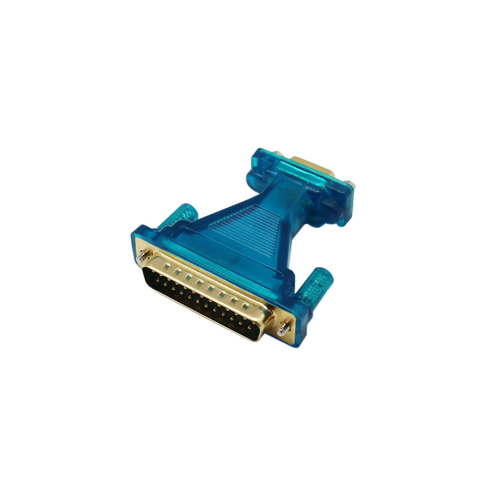 New arrival micro USB to RS232 and DB25 Cable