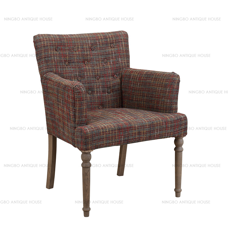 Vintage style 64*61.5*86cm chair french reproduction furniture wholesale